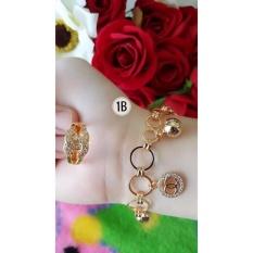 Promo Gelang Cincin Bola Chanelll Cantik Xuping