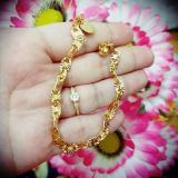 Gelang Cincin Kacapiring Gold Xuping Xuping Jewelry Diskon 50