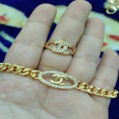 gelang cincin simple camtik xuping