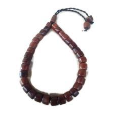 Gelang etnik kokka fuqoha koleksi gelang kayu langka