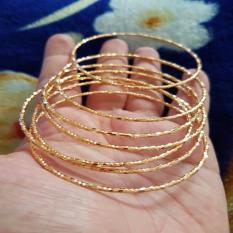 Review Gelang Isi 7 Gold Kroncong Xuping Xuping Jewelry