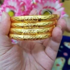 Review Gelang Kroncong Isi 4 Xuping