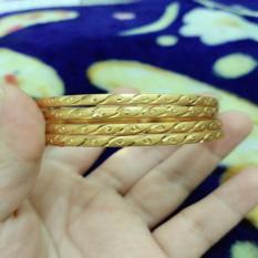 gelang kroncong isi 4 xuping gold