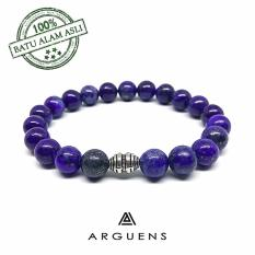 Review Toko Gelang Lapis Lazuli 8Mm Batu Nila Lazuardi Natural Gemstone Online