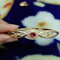 Pusat Jual Beli Gelang Mata Merah Xuping Gold Banten
