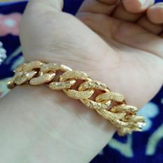 Harga Gelang Sisik Tebal Gold Silver Xuping Di Banten