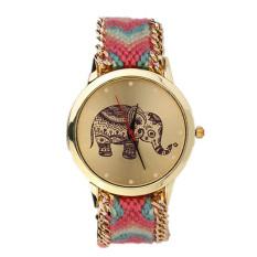 Berapa Harga Geneva Wanita Gajah Hand Made Quartz Watch Di Hong Kong Sar Tiongkok
