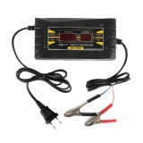 Genuine 12V 6A Smart Car Motorcycle Battery Charger Lcd Display Battery Charger Intl Elecool Murah Di Tiongkok