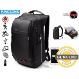 Beli Asli Asli Kingsons Power Series Smart Anti Pencuri Traveloutdoor Bisnis Kasual 15 6 Inch Tahan Air Ransel Laptop Formen Wanita External Usb Tas Komputer Pengisian K9004W Model A Intl Oem Murah