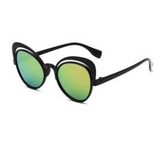 Hadiah 15971 Antik Kacamata Hitam Lensa Resin Bingkai Besar Anti Ultraviolet Kacamata C4-Internasional