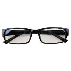 Gift Pc Tv Eye Strain Protection Glasses Vision Radiation Protection Glasses Black - intl