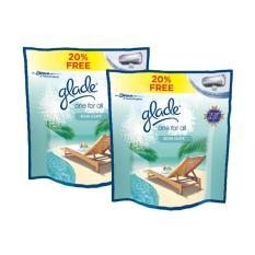 Glade Car Gel Air Freshener  Pengharum  Pewangi Gantung