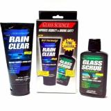 Tips Beli Glass Science Combo Pack Rain Clear Gel Glass Scrub