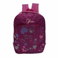 Glow Tas Ransel Sekolah Anak Wanita 612006