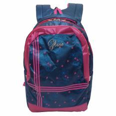 Harga Glow Tas Ransel Sekolah Laptop Wanita Rain Cover 613102 Asli