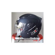 Review Gm Helm Interceptor Solid Indonesia