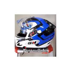 Beli Gm Helm Race Pro X Race Racepro X Race Double Visor Terbaru