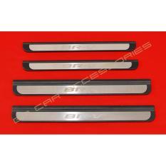 Jual Gm Seal Plate Samping Ss Kombinasi Black Br V Model Activo Gm
