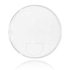 Go-optic Lensa Kacamata Flattop Anti Refleksi