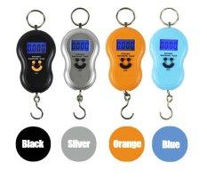 Gogo Timbangan Gantung Digital Travel Portable 40 kg - Random Colour