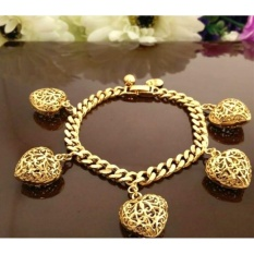 Golden Jaguar Gelang (256164)-Intl