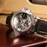 Promo Golden Jam Tangan Untuk Pria Pemenang Top Brand Luxury Men S Auto Jam Tangan Mekanis Tangan Bercahaya Skeleton Royal Carving Series Intl Tiongkok