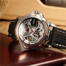 Jual Golden Jam Tangan Untuk Pria Pemenang Top Brand Luxury Men S Auto Jam Tangan Mekanis Tangan Bercahaya Skeleton Royal Carving Series Intl Di Bawah Harga
