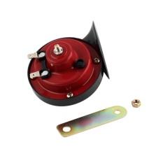 Hadiah 1x12 V Loud Car Auto Truck Kendaraan Listrik Horn Snail Horn Tingkat Suara 110dB Merah