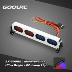 Spesifikasi Goolrc Ax 508Rbl Ultra Bright Led Lamp Light For 1 8 1 10 Hsp Traxxas Tamiya Axial Scx10 Monster Truck Short Course Rc Car Intl