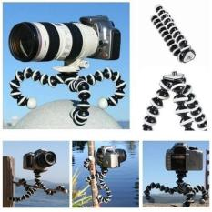 Rp 206.250 gorilla pod mini + Holder u medium flexible tripod fleksibel octopus universalIDR206250