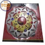Spesifikasi Goyo Piringan Rem Cakram Motif Warna Disc Brake Motor Mio Soul Yang Bagus Dan Murah