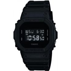 GPL/Casio G-shock Solid Warna Dw-5600bb-1jf Mens Watch [Terbatas] Impor Jepang/kapal dari Amerika Serikat-Intl