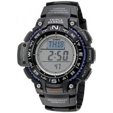 Jual Gpl Casio Mens Sgw 1000 1Acr Triple Sensor Digital Display Quartz Black Watch Kapal Dari Amerika Serikat Intl Grosir