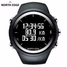 Katalog Gps Olahraga Lari Tepi Utara Jam Digital Pria And Wanita Selai Pintar For Berenang Menyelam Berlayar Binatu Waterproof 5Atm Jarak Kalori North Edge Terbaru