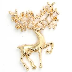 Toko Gracefulvara Kreatif Reindeer Bros Berbentuk Xmas Decor Terdekat