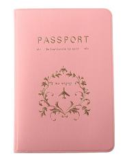Beli Gracefulvara Wanita Perjalanan Penting Kartu Id Pelindung Kasus Sampul Paspor Seken