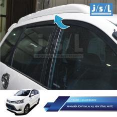 Grand All New Avanza Rel Atap Mobil / Roof Rail Model X-Trail