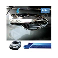 Grand All New CRV Outer Handle Cover Chrome/Aksesoris Honda CRV