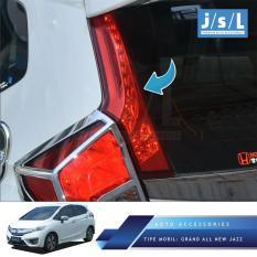 Grand All New Jazz Reflektor Belakang JSL/Rear Reflector Pillar W/Lamp