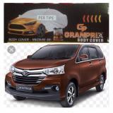 Ulasan Granprix Body Cover Mobil Daihatsu All New Xenia Avanza Selimut Mobil Pelindung Mobil Body Cover Mobil