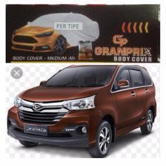 GRANPRIX  Body Cover Mobil DAIHATSU ALL NEW XENIA / AVANZA / Selimut Mobil / Pelindung Mobil / Body Cover Mobil