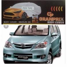 GRANPRIX Body Cover Mobil DAIHATSU XENIA/AVANZA / Selimut Mobil / Pelindung Mobil / Body Cover Mobi