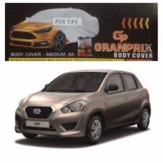 GRANPRIX Body Cover Mobil DATSUN GO PANCA (5 Seater) / Selimut Mobil / Pelindung Mobil / Body Cover Mobil