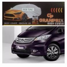 Spesifikasi Granprix Body Cover Mobil Honda Freed Selimut Mobil Pelindung Mobil Body Cover Mobil Paling Bagus