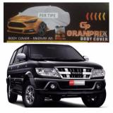 Jual Granprix Body Cover Mobil Isuzu Panther Selimut Mobil Pelindung Mobil Body Cover Mobil Granprix Padie Body Cover
