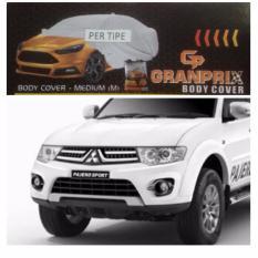 GRANPRIX Body Cover Mobil MITSUBISHI PAJERO / Selimut Mobil / Pelindung Mobil / Body Cover Mobil
