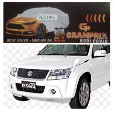 GRANPRIX Body Cover Mobil SUZUKI GRAND VITARA / Selimut Mobil / Pelindung Mobil / Body Cover Mobil