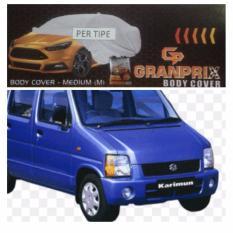 GRANPRIX Body Cover Mobil SUZUKI KARIMUN GX / Selimut Mobil / Pelindung Mobil / Body Cover Mobil