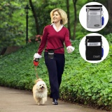 Pusat Jual Beli Abu Abu Praktis Puppy Pet Dog Snack Bags Treat Pelatihan Umpan Makanan Pouch Waist Bag Intl Tiongkok
