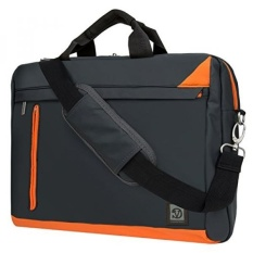 Grey Orange Laptop Bag Mesenger Case for Toshiba 15.6